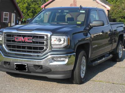 2017 GMC Sierra 1500 lease in Washington County,ME - Swapalease.com