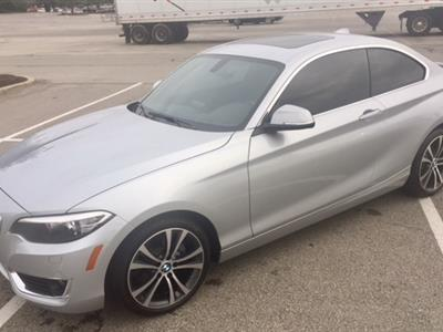 2016 BMW 2 Series lease in Carmel,IN - Swapalease.com
