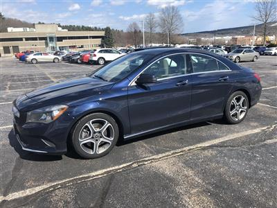 2018 Mercedes-Benz CLA Coupe lease in North Attleboro,MA - Swapalease.com
