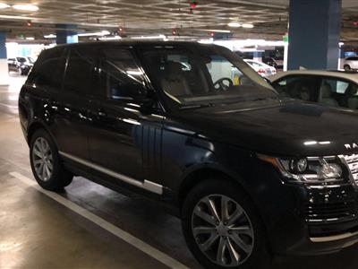 2016 Land Rover Range Rover lease in Los Angeles,CA - Swapalease.com