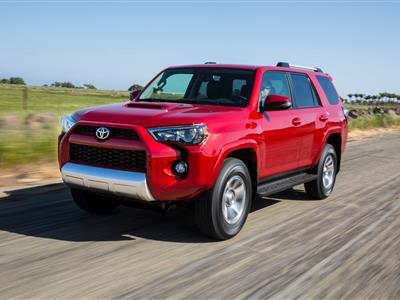 2016 Toyota 4Runner lease in Hershey,PA - Swapalease.com
