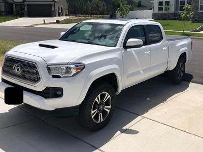 2017 Toyota Tacoma lease in Heber City,UT - Swapalease.com