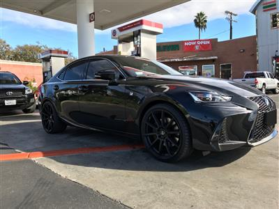 2017 Lexus IS 350 F Sport lease in Los Angeles,CA - Swapalease.com