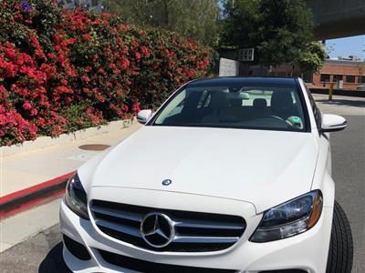 2016 Mercedes-Benz C-Class lease in Culver City,CA - Swapalease.com