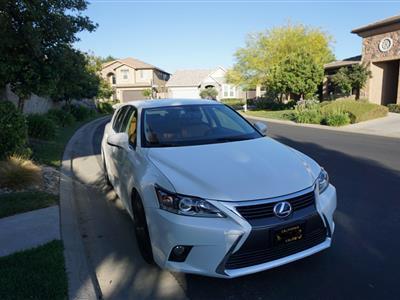 2016 Lexus CT 200h lease in Fresno,CA - Swapalease.com