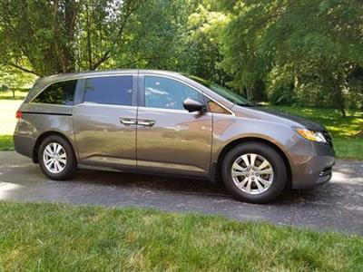 2016 Honda Odyssey lease in Bowling Green,KY - Swapalease.com