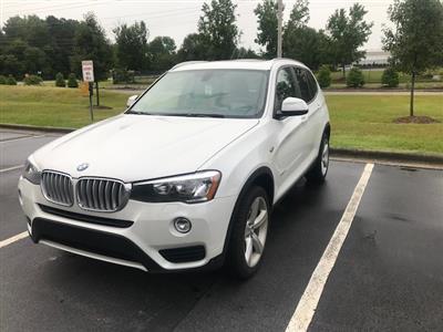 2017 BMW X3 lease in Wilson,NC - Swapalease.com