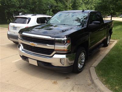 2016 Chevrolet Silverado 1500 lease in Cedar Rapids,IA - Swapalease.com
