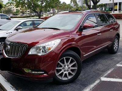 2016 Buick Enclave Lease In Fort Lauderdale Fl Swapalease