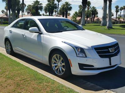 2018 Cadillac ATS lease in Palm Desert,CA - Swapalease.com