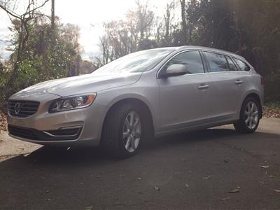 2017 Volvo V60 lease in Charlotte ,NC - Swapalease.com