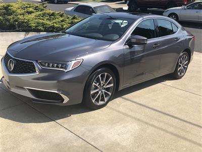 2018 Acura TLX lease in San Pablo,CA - Swapalease.com