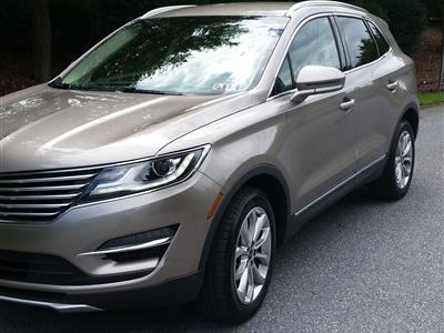 2018 Lincoln MKC lease in Florence,SC - Swapalease.com