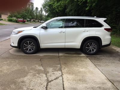 2017 Toyota Highlander lease in Cold Spring,KY - Swapalease.com