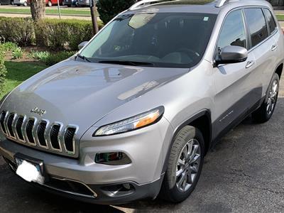2018 Jeep Cherokee lease in Wheeling,IL - Swapalease.com