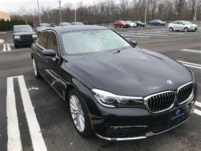 2018 BMW 7 Series lease in Malvern,PA - Swapalease.com