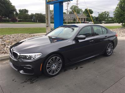 2017 BMW 5 Series lease in Louisville,KY - Swapalease.com
