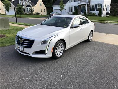 2016 Cadillac CTS lease in Fredericksburg,VA - Swapalease.com