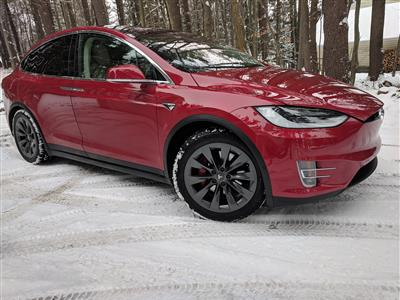 2017 Tesla Model X lease in Orchard Park,NY - Swapalease.com