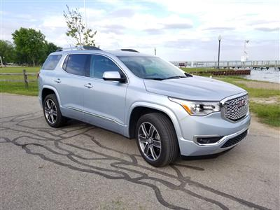 2017 GMC Acadia lease in New Baltimore,MI - Swapalease.com