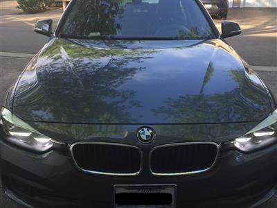 2016 BMW 3 Series lease in VERNON HILLS,IL - Swapalease.com