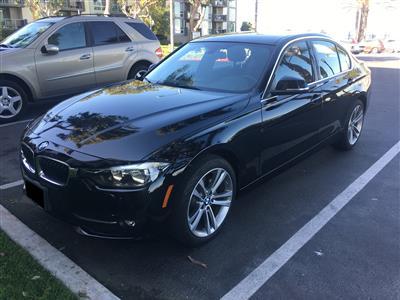 2017 BMW 3 Series lease in Sherman Oaks,CA - Swapalease.com