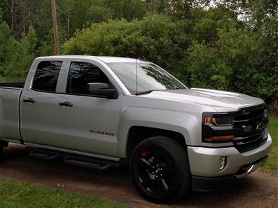 2017 Chevrolet Silverado 1500 lease in Saint Louis,MI - Swapalease.com