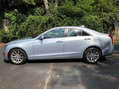 2017 Cadillac ATS lease in Cincinnati,OH - Swapalease.com