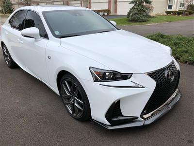 2017 Lexus IS 300 F Sport lease in Bayside,NY - Swapalease.com