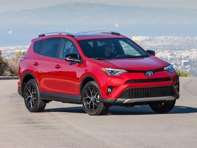 2017 Toyota RAV4 lease in Magnolia,TX - Swapalease.com