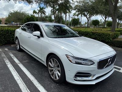 2018 Volvo S90 lease in Pembroke Pines,FL - Swapalease.com