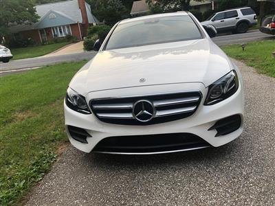 2018 Mercedes-Benz E-Class lease in Silver Spring,MD - Swapalease.com
