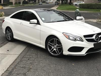 2017 Mercedes-Benz E-Class lease in Long Beach,CA - Swapalease.com