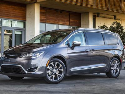 2017 Chrysler Pacifica lease in Flushing,NY - Swapalease.com
