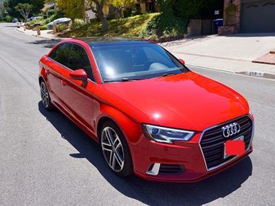 2017 Audi A3 lease in Thousand Oaks,CA - Swapalease.com