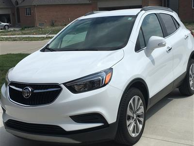 2017 Buick Encore lease in Chesterfield,MI - Swapalease.com