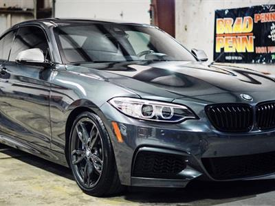 2017 BMW 2 Series lease in Pittsburgh,PA - Swapalease.com