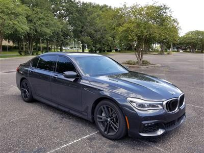 2018 BMW 7 Series lease in St. Johns,FL - Swapalease.com