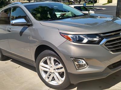 2018 Chevrolet Equinox lease in Camarillo,CA - Swapalease.com