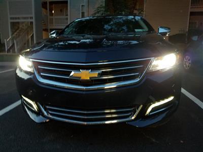 2017 Chevrolet Impala lease in SPARTANBURG,SC - Swapalease.com