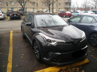 2018 Toyota C-HR lease in Akron,OH - Swapalease.com