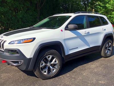 2017 Jeep Cherokee lease in Bloomfield Hills,MI - Swapalease.com