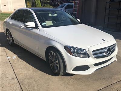 2017 Mercedes-Benz C-Class lease in El Dorado Hills,CA - Swapalease.com