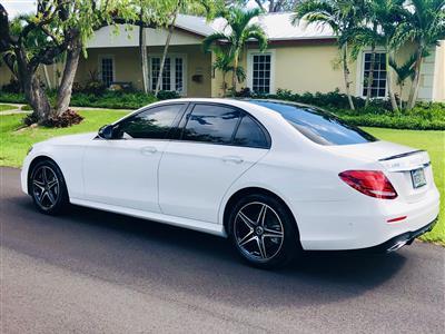 2018 Mercedes-Benz E-Class lease in Palmetto Bay,FL - Swapalease.com
