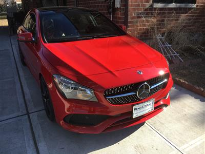 2018 Mercedes-Benz CLA Coupe lease in Jamaica,NY - Swapalease.com