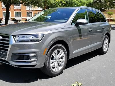 2017 Audi Q7 lease in San Ramon,CA - Swapalease.com