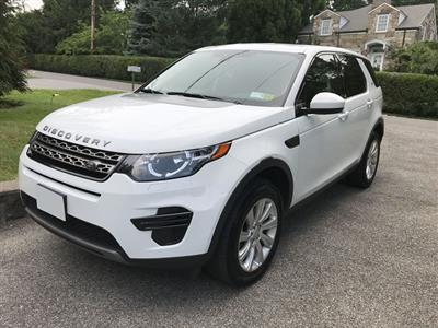 2016 Land Rover Discovery Sport lease in West Chester,NY - Swapalease.com