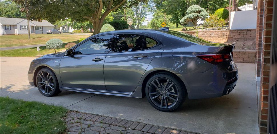 2018 Acura Tlx Lease In Rocky Hill Ct