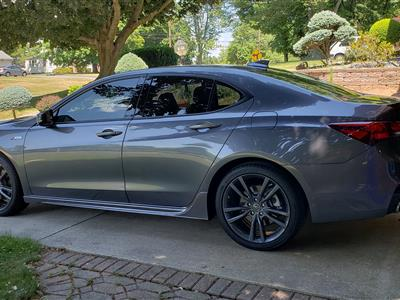 2018 Acura TLX lease in Rocky Hill,CT - Swapalease.com