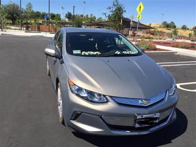 2017 Chevrolet Volt lease in Dublin,CA - Swapalease.com